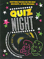 Quiz Night by Miles Kelly Publishing Ltd (CD-Audio, 2001)