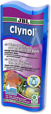 JBL Clynol 250ml Aquarium Water Clarifier Cleaner Odour Remover Liquid Filter