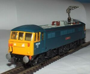 LIMA CLASS 86 ELECTRIC LOCOMOTIVE 86429 'THE TIMES' BR BLUE
