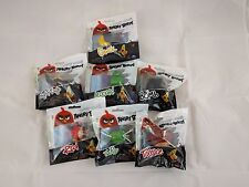 Angry Birds Collectible Action Figure - lot of 7 New in package