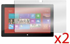 """Hellfire Trading 2x Microsoft Surface Pro Tablet 10.6"""" LCD Screen Protector"""