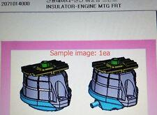 Genuine Engine MTG Insulator-FRT:1p for Ssangyong Chairman W +E32/36 #2071014000