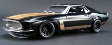 SMOKEY YUNICK 69 FORD MUSTANG BOSS 302 STREET VERSION DIECAST CAR ACME 1:18 GMP