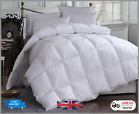 **Special Offer** Duck Feather & Down Duvet Quilt  Extra Warm 13.5Tog Clearance