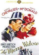 Merry Widow DVD 1934 Jeanette MacDonald *New & Sealed* Region 4