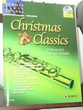 Sheet Music - Flute & Piano – 16 Wonderful Christmas Melodies