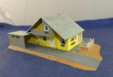 sehr schönes Einfamilienhaus mit Garage / Bungalow in Größe H0 (H107-K) C