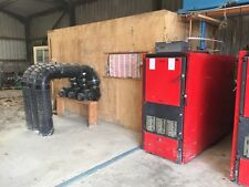 Biomass Boiler  system 400kw accredited 5.24p tariff