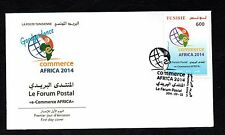 2014- Tunisia – Africa Postal Forum on Electronic Commerce- FDC