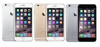 Apple iPhone 6 Plus - 128GB - Gold (Verizon AT&T ) Smartphone