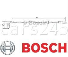 1982-1994 Bmw 3 Series E30 Wagon ABS Wheel Speed Sensor BOSCH 0265001059