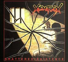 Shattered Existence by Xentrix (CD, Jan-2006, Music Video Distribution)