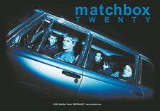 "MATCHBOX TWENTY  FLAGGE / FAHNE   ""AUTO"" POSTER FLAG"
