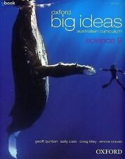 Oxford Big Ideas Science 9 Australian Curriculum Student Book