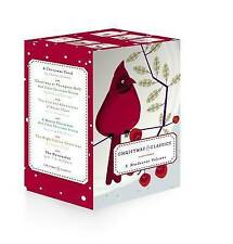 Penguin Christmas Classics by Nikolay Gogol, Charles Dickens, Anthony Trollope, L. Frank Baum, Louisa May Alcott, E. T. A. Hoffmann (Multiple-item retail product, 2016)