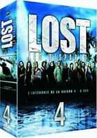 Lost les disparus : L'integrale saison 4 Coffret DVD // DVD NEUF