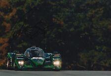 Paul Drayson y Jonny Cocker mano firmado 12x8 Foto Aston Martin Le Mans 1.