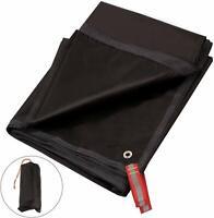 """REDCAMP Ultralight Tent Footprint 55/71/83/95"""" PU 2000 Waterproof Camping tarp"""