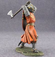 Metal Toy Soldiers Collection 54mm Painted Knight Action Figure 1/32 scale