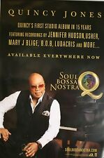 Quincy Jones Soul Bossa Nostra Poster 24x36