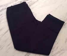 Kate Spade Navy Pant New NWT easy modern crop pant size 6