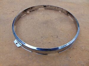 Classic Lucas Front Headlamp Light Inner Retaining Rim BMC Austin Mini Cooper