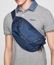 Pepe Jeans MARKEN BAG steel blue