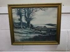 Country Landscape Original Art Prints