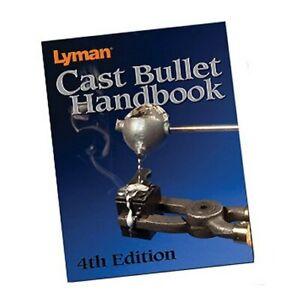 Lyman Cast Bullet Handbook 4th Edition 9817004