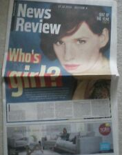 Lili Eble – The Danish Girl - Sunday Times News Review – 27 December 2015