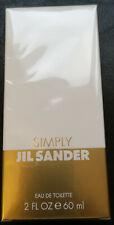PARFUM SIMPLY JIL SANDER Eau de toilette 60ml original 60 ml