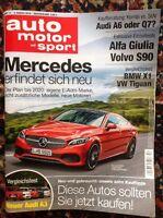auto motor und sport Heft 17  >  4. August 2016 #