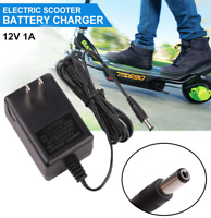 12V Battery Charger Adapter For Razor Power Core E90 PC90 E95 Electric Scooter