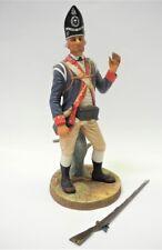 Royal Doulton Soldiers of the Revolution Figurine Hn 2761 Delaware Regiment