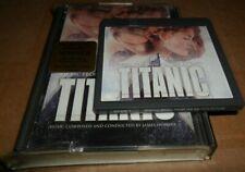 Soundtrack Titanic Minidisc Minidisk Mini Disc Disk MD James Horner (Celine Dion