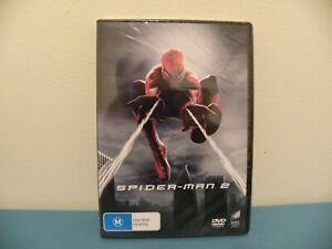 Spider Man 2 DVD Region 4 NEW & SEALED