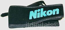 para Nikon 6.3cm Ancho Correa de cámara D40 D50 D60 D3100 D100 D80 D90 D50