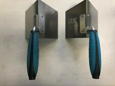 OX Tools Pro Drywall External Corner Trowel - 2 Pack