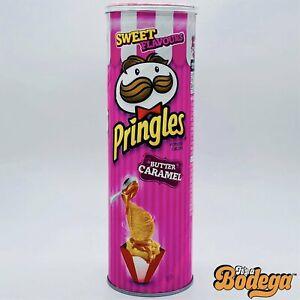Pringles Butter Caramel (Korea)