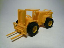 Trident Construction Articulated Fork Lift Truck Job Site 90094 1:87/HO NEW