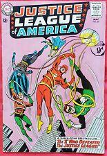 Justice League of America 27 DC 1964 Batman Flash Green Lantern