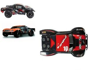 Ersatzteil AMEWI AM10SC Short Course: MA369 Amewi Body Karosserie rot