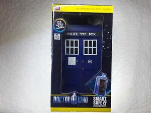Doctor Who Tardis Smart Safe Smartphone Operated  by Underground Toys