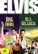 King Creole Gi Blues 2 Movie Elvis DVD R4 New/