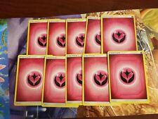 Pokemon TCG Fairy Energy Lot x10