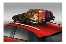 Mazda CX-3, 9 Thule Canyon Roof Basket with Stretch Cargo Net OE OEM 0000-8L-Z12