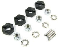 FTX Carnage Wheel Hex Hubs, Pins, Nuts & Washers (FTX6224, FTX6513, FASTM4)
