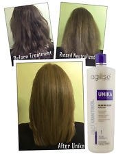 UNIKA Agi Control Agilise Formoldehyde Free Brazilian Keratin Treatment