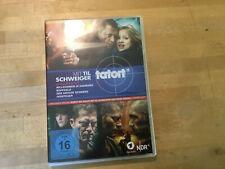Tatort mit Til Schweiger [ DVD Box  ] Kopfgeld Fegefeuer Grosse Schmerz Hamburg