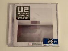 U2 No Line on the Horizon THAILAND Edition FLAG CD Album // no Promo // sealed